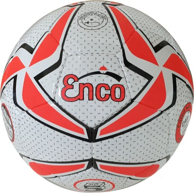 Enco Nyc (Org/Wht) Football -   Size: 5,  Diameter: 22.5 cm