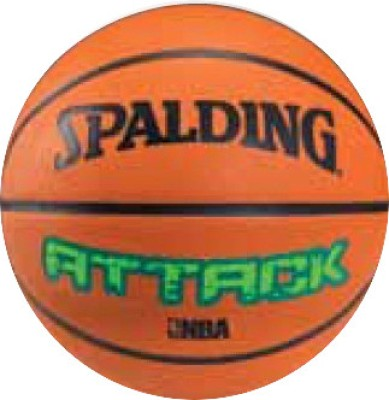 Spalding Attack Basketball -   Size: 7
