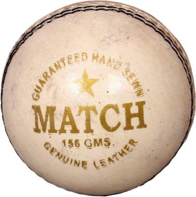 Priya Sports Cricwhite Cricket Ball -   Size: Standard,  Diameter: 7 cm