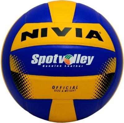 Nivia Spotvolley Volleyball -   Size: 4,  Diameter: 20 cm