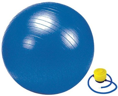 Nivia Anti Burst Ball 85 CM With Foot Pump Gym Ball