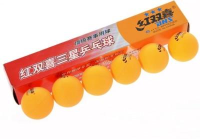 DHS 3 Star Table Tennis Balls Ping Pong Ball -   Size: 40MM,  Diameter: 4 cm