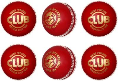 Priya Sports PCRUB-6 Cricket Ball -   Size: 5,  Diameter: 2.24 cm