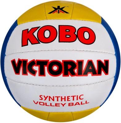 Kobo Victorian Volleyball -   Size: 4,  Diameter: 21 cm