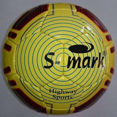 S-Mark Supreme (Yellow) Football -   Size: 5,  Diameter: 22 cm
