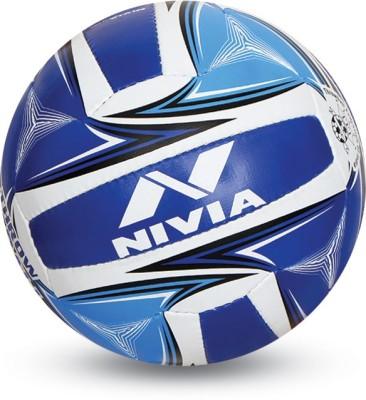 Nivia Plain Throw Ball -   Size: 5,  Diameter: 22 cm