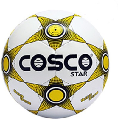 Cosco Star Football -   Size: 5,  Diameter: 21 cm