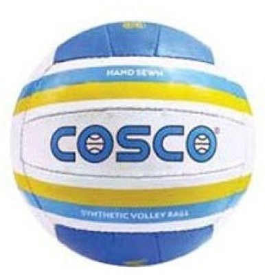 Cosco Volley-18 Volleyball - Size- 4, Diameter- 25.6 cm