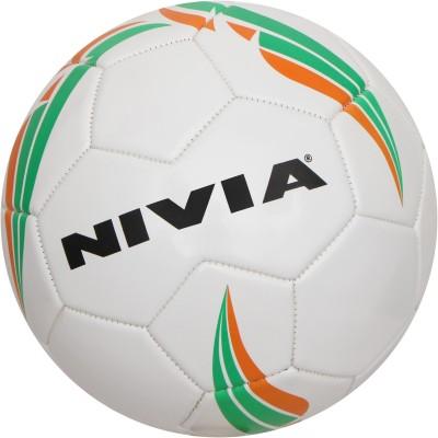 Nivia Machine Stitched Football -   Size: 5,  Diameter: 22 cm