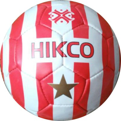 Hikco R Star Football -   Size: 5,  Diameter: 22 cm