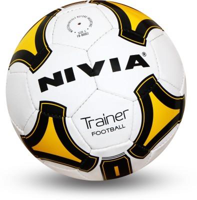 Nivia Trainer Football -   Size: 5,  Diameter: 22 cm