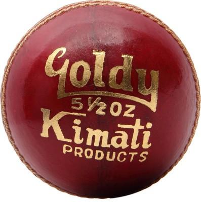 Kimati Goldy Cricket Ball -   Size: NA,  Diameter: 6.5-6.75 cm