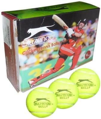 Slazenger Gully Cricket Ball -   Size: 5,  Diameter: 2.5 cm