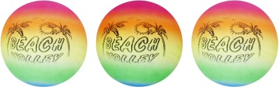 Metro Sports Beach Volleyball - Size- 5, Diameter- 25 cm