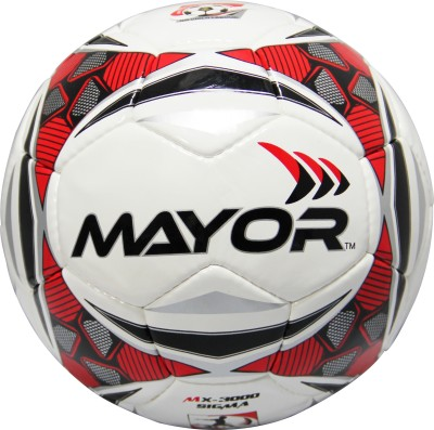 Mayor Sigma Football - Size- 5, Diameter- 5 cm