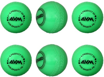 AVM Windball-9 Cricket Ball -   Size: Standard,  Diameter: 6.5 cm