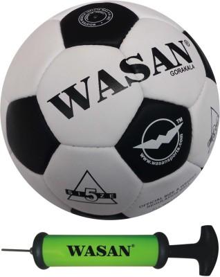 Wasan Gorakala with Free Pump Football -   Size: 5,  Diameter: 70 cm