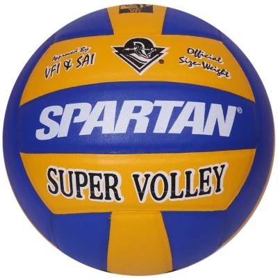 Spartan Super Volley Volleyball -   Size: 5,  Diameter: 2.5 cm