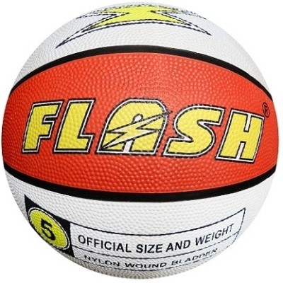 Flash BKT9 Basketball -   Size: 7,  Diameter: 75 cm