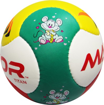 Mayor Titan Mini Ball Football -   Size: 1,  Diameter: 13.7 cm