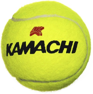 Kamachi Light Tennis Cricket Ball -   Size: 1,  Diameter: 2.5 cm