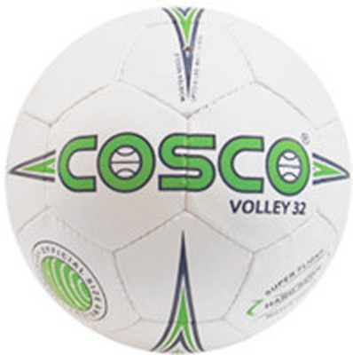 Cosco Volley-32 Volleyball - Size- 4, Diameter- 25.6 cm