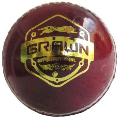 Brawn Floater Cricket Ball -   Size: Standard,  Diameter: 7 cm(Pack of 1, Red)