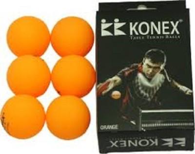 kk konex Table Tennis Ping Pong Ball - Size- 4, Diameter- 4 cm