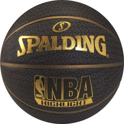 Spalding Fast S Highlight Series Basketball -   Size: 7