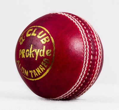 Prokyde Club Cricket Ball Cricket Ball -   Size: 4,  Diameter: 2.5 cm(Pack of 1, Red)
