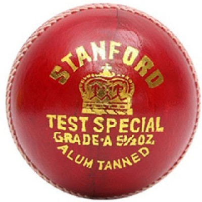 Stanford Test Special Cricket Ball -   Size: 5.12,  Diameter: 1.5 cm