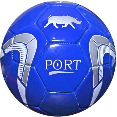 Port Worldcupblu Football -   Size: 5,  Diameter: 22 cm