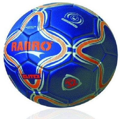Rabro Elitex-1 Football -   Size: 5,  Diameter: 24 cm