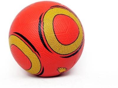 Jaspo CLUB RED Football -   Size: 5,  Diameter: 25 cm