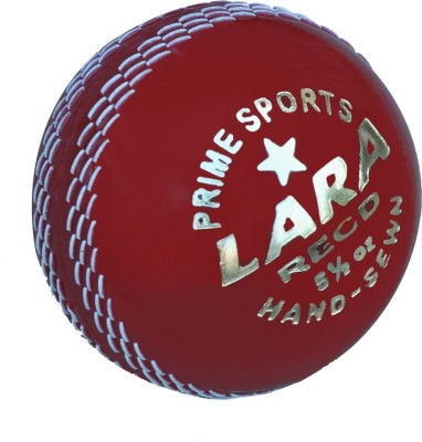 LARA CROWN Cricket Ball -   Size: 5,  Diameter: 2.5 cm