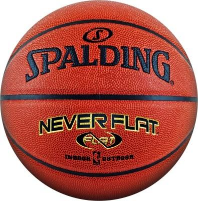Spalding Neverflat Basketball - Size- 7