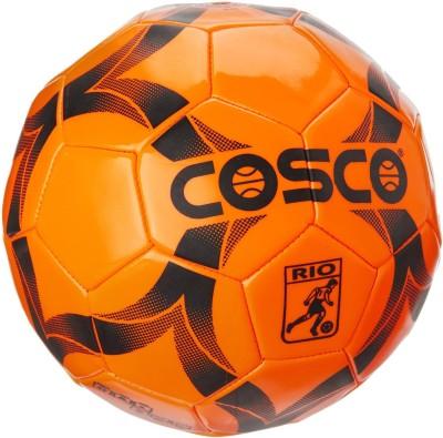 Cosco Rio - 3 Football - Size- 3, Diameter- 21 cm