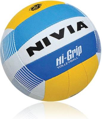 Nivia Hi Grip Volleyball -   Size: 4,  Diameter: 2.5 cm