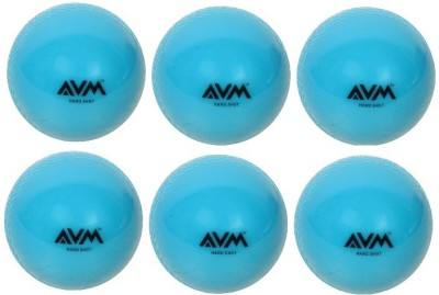 AVM HARD SHOT Cricket Ball -   Size: STANDARD,  Diameter: 6.5 cm
