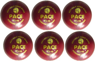 Rmax Pace Pack Cricket Ball -   Size: M,  Diameter: 22 cm