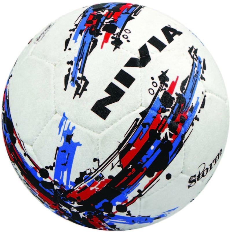 Nivia Storm Football - Size: 5(Multicolor)