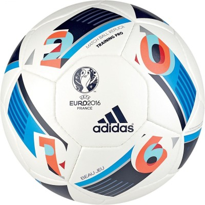Adidas Euro 16 Training Pro Football -   Size: 5,  Diameter: 22 cm