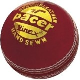 Vinex Pacer Cricket Ball (Pack of 1)