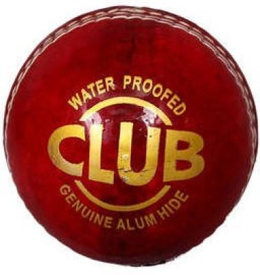 Port Club Cricket Ball -   Size: 5,  Diameter: 7.2 cm