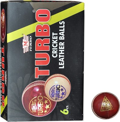 TURBO SUPER Cricket Ball -   Size: 5,  Diameter: 2.5 cm