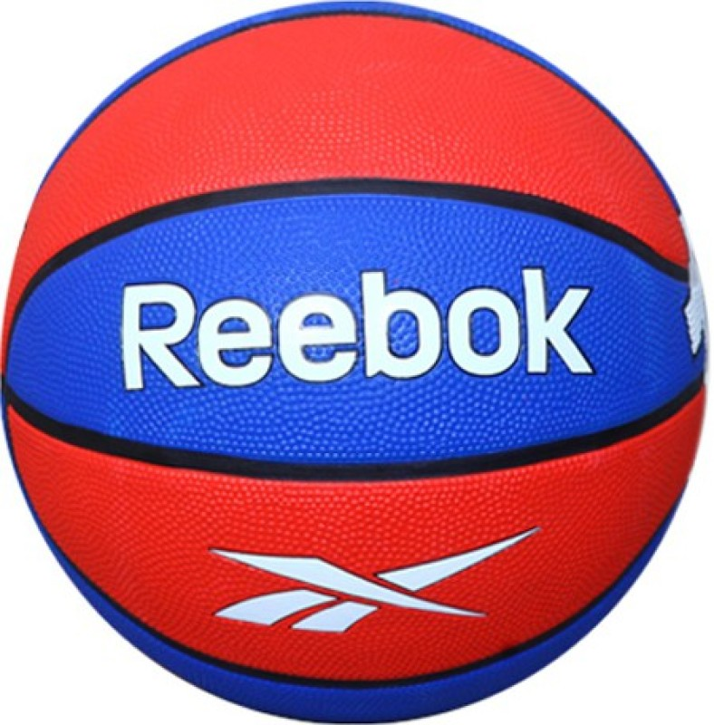 Reebok React Basketball -   Size: 7,  Diameter: 25 cm(Pack of 1, Multicolor)