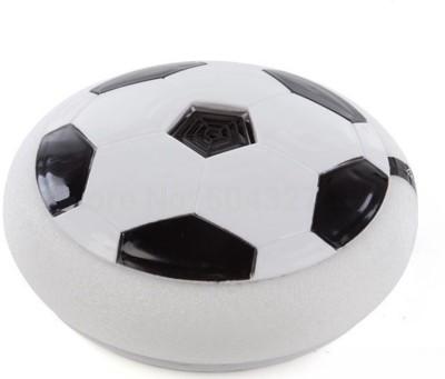 Sreshta Hovercarft & Air Power Light Up Soccer Disc Football -   Size: 17.5,  Diameter: 17.5 cm