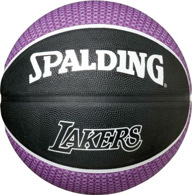 Spalding Los Angeles Lakers Basketball -   Size: 7