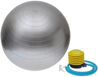 Konex Grey Gym Ball -   Size: 55,  Diameter: 5.5 cm