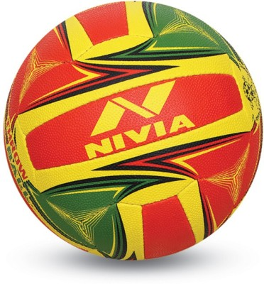 Nivia Grain Throw Ball - Size- 5, Diameter- 22 cm